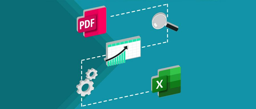 Converting PDF to Excel For User Convenience