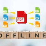 Approach of Offline Data Entry