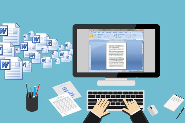 Word Processing Services