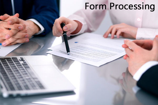 Form Processing Services In India