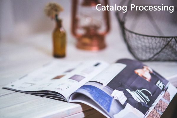 Outsource Catalog Processing Services