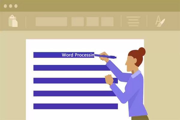Word processing services In India