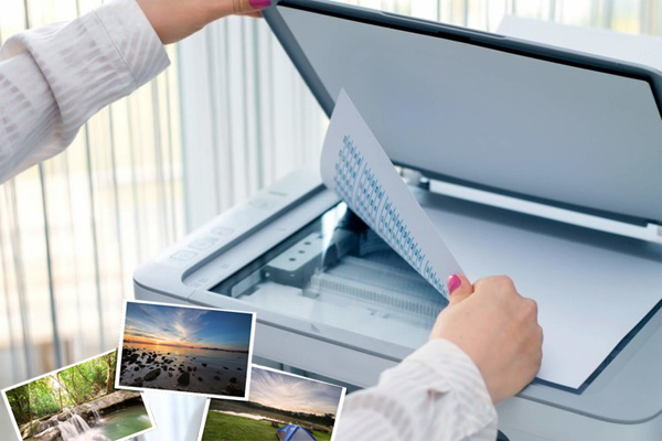 Find a Reliable Document and Image Scanning Service