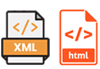 Xml / HTML Conversion